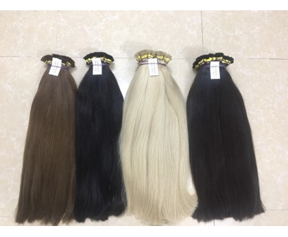 Russian Color Hair Vietnamese Remy Virgin Hair Shop Color Chart