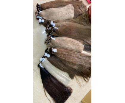 Russian Color Hair Vietnamese Remy Virgin 100% human