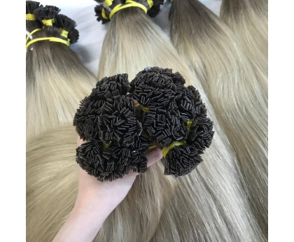 Flat Tip Hair Extension Lux Quality Super Double