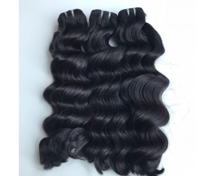 Super Double Loose To Deep Hair Bundles Human Weft Hair Extensions